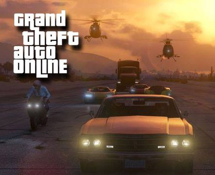 GTA 5 online gameplay