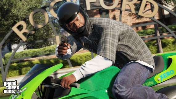 'Grand Theft Auto 5′ Images Keep Getting Crazier