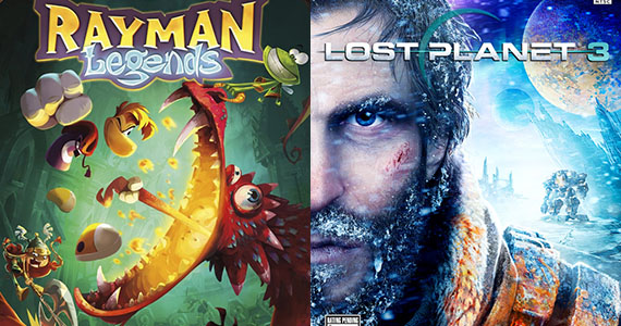 Lost Planet 3′ & 'Rayman Legends' Launch Trailers