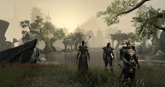 The Elder Scrolls Online Developer Has a 5-Year Plan
