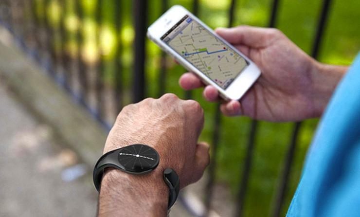 The Smart Navigator Watch