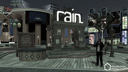 PlayStation's rain Launch Trailer