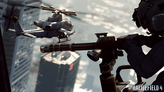 Battlefield 4 beta starts..