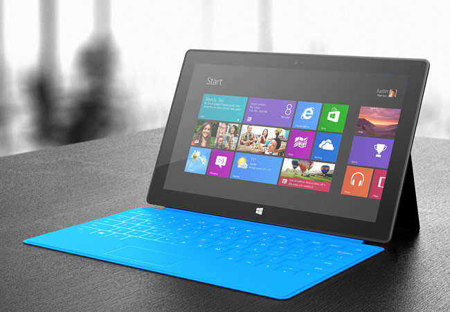 Details have been revealed on the new Microsoft Surface Pro 2 tablet, and it looks like the device will share the same design as the existing Surface Pro.  The Microsoft Surface Pro 2 will come with the latest Intel Haswell Core i5 processor and it will come with an improved battery that will give up to 7 hours of usage.
