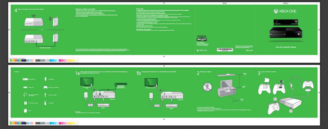 Xbox One manual