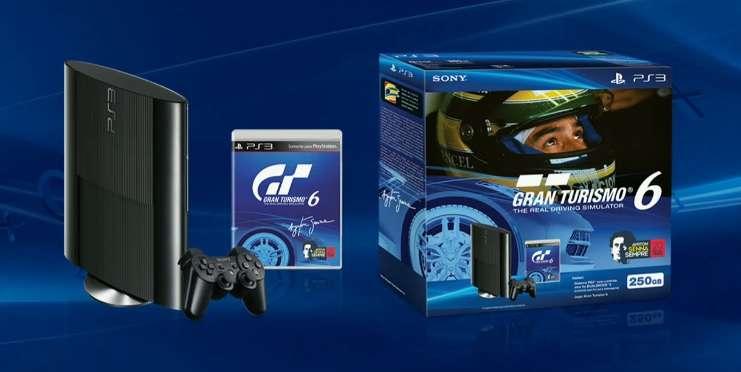 Gran Turismo 6 bundle