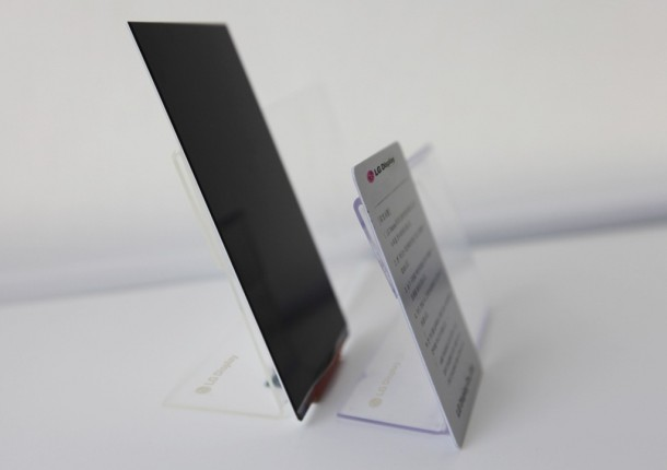 The World's Thinnest Smartphone By LG