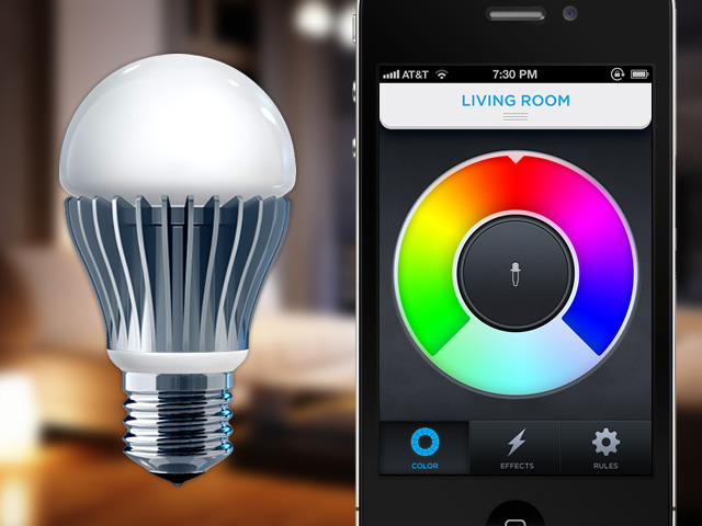 LIFX, LED bulb