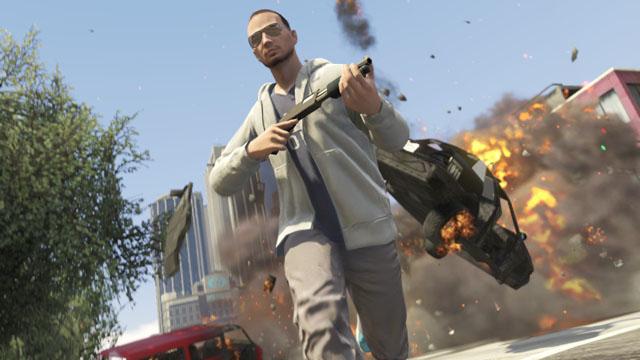 GTA 5 Online Details