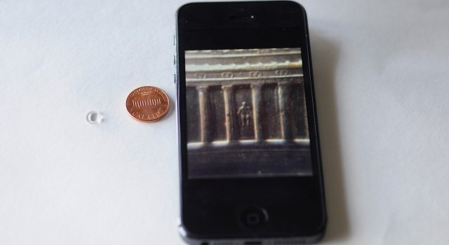 Turn Smartphone Camera Into A Microscope
