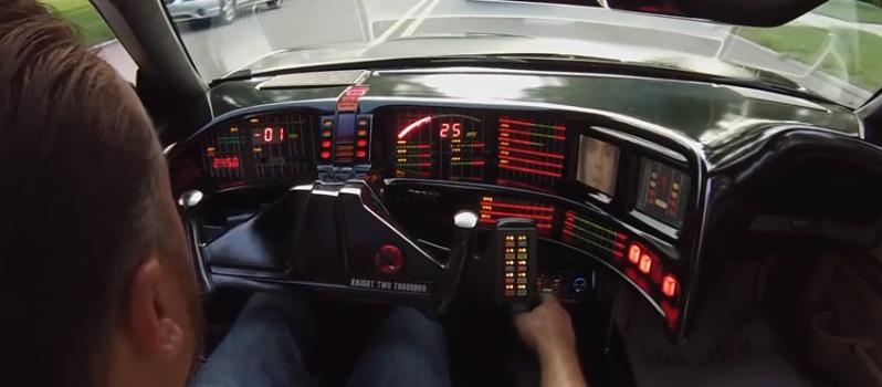Knight Rider Replica Car