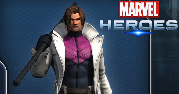 Marvel Heroes: Gambit Trailer Unleashed