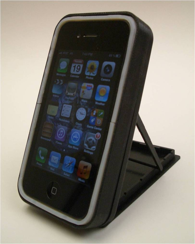 QuickStand - All-in-One Case with Built-in Stand for iPhones