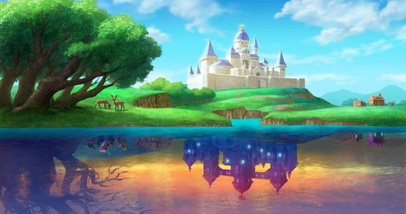 Zelda: A Link Between Worlds