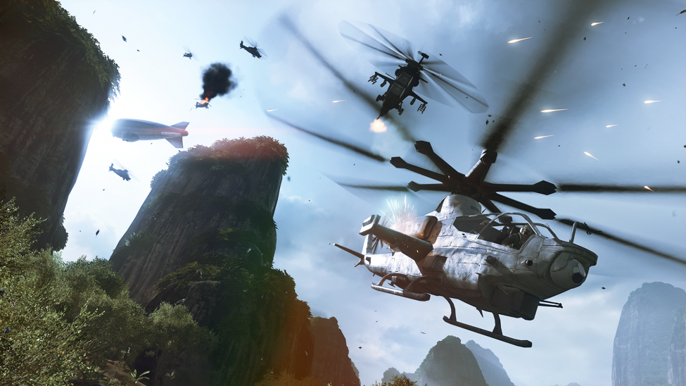 China bans Battlefield 4