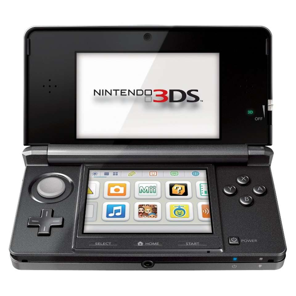 Porn discovered on 3DS