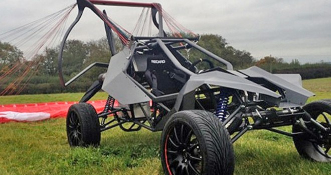 SkyRunner Buggy That Can Also Fly