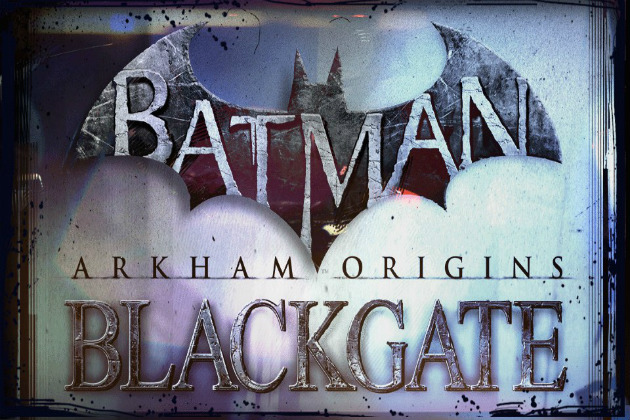 Arkham Origins Blackgate