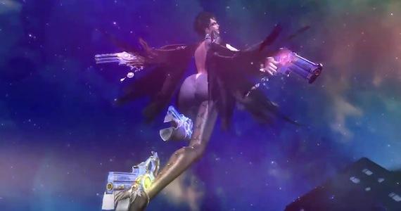 New Bayonetta 2 Trailer Features Even Crazier Boss Battles
