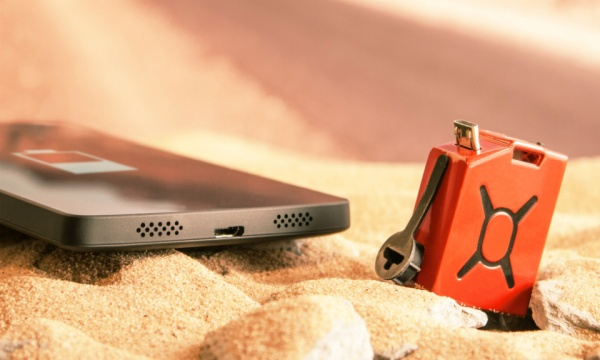 Fuel Micro Charger