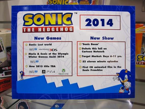 Next-Gen 'Sonic The Hedgehog' Coming In 2015?