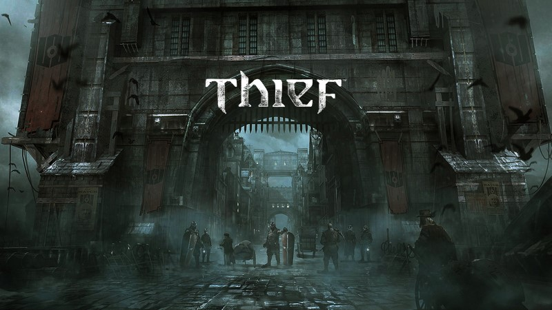thief game,