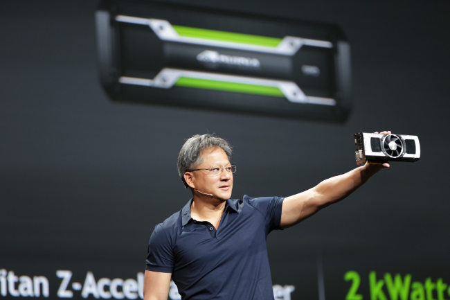 Nvidia reveals $3000 GTX Titan Z graphics card