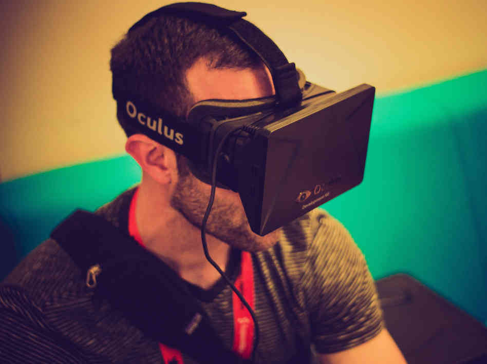 Facebook Buys Oculus Rift Company in $2 Billion