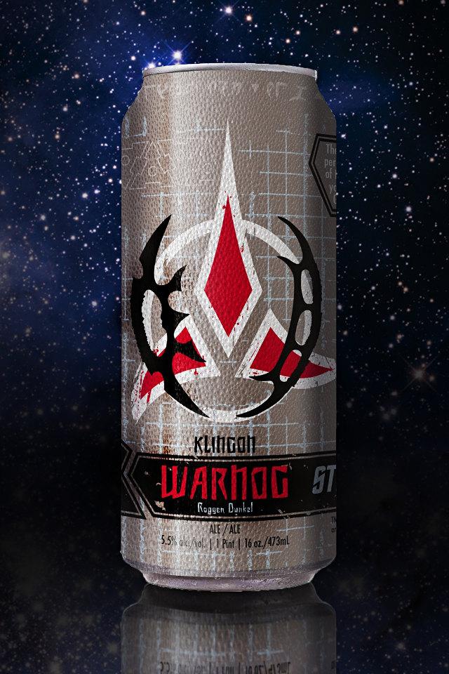 Star Trek Warnog, The Official Klingon Beer