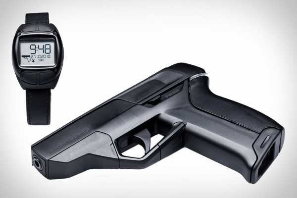 rmatix Firearm smart system gun
