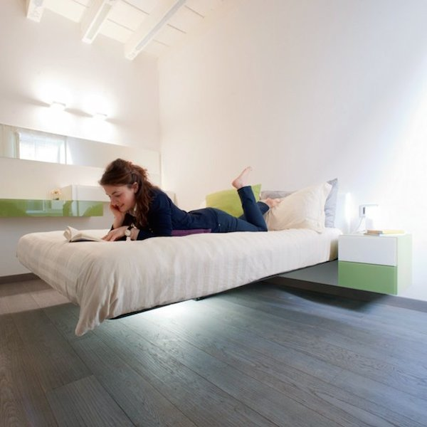 Fluttua-Floating-Bed-by-Daniele-Lago