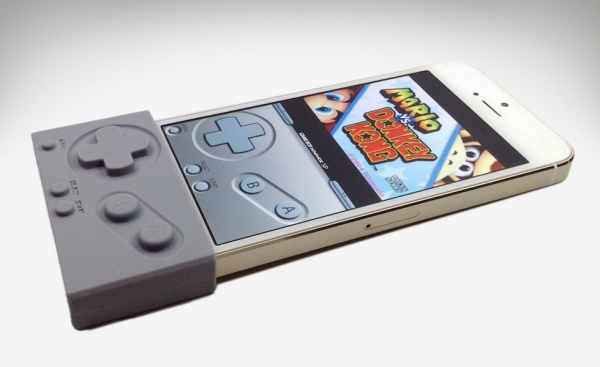 G-Pad Physical Controller for iPhones