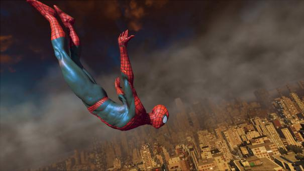 New Amazing Spider-Man 2 Video Game