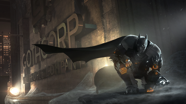 Batman: Arkham Origins' Cold Cold Heart