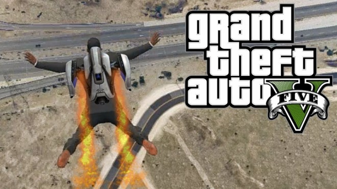 GTA 5 jetpacks