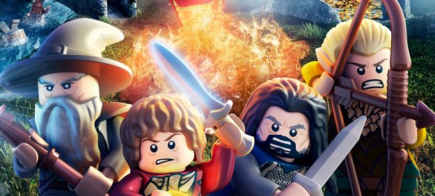 LEGO The Hobbit Launch Trailer