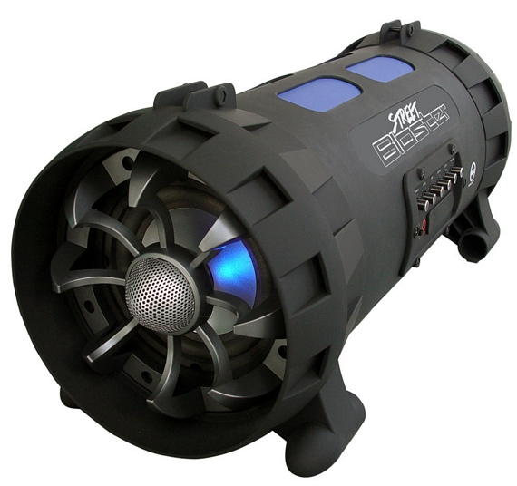 Pyle Street Blaster Is A Cannon Boombox