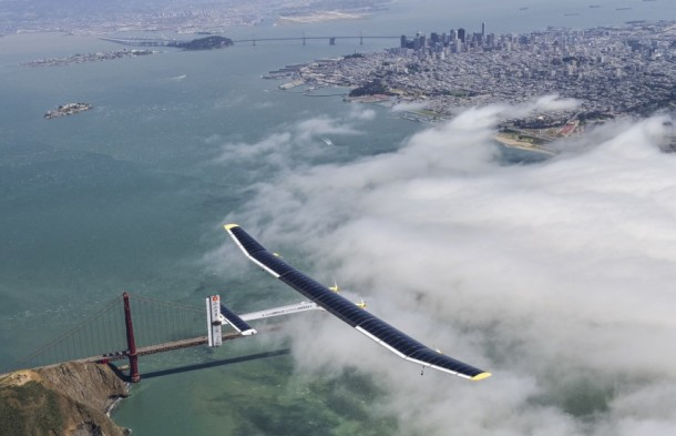 Solar-Impulse Can Fly Forever, Will Circle The World in 2015