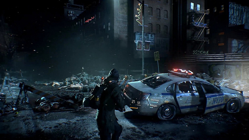 Tom Clancy's The Division Delayed