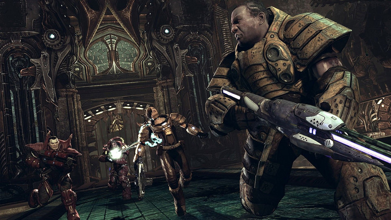 The New Unreal Tournament Unveils