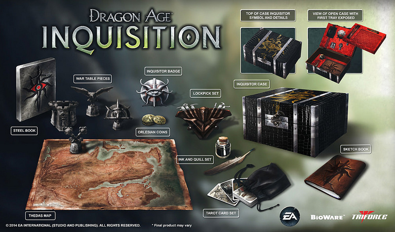 Dragon Age: Inquisition Collector's Edition