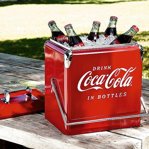 Coca-Cola Picnic Cooler