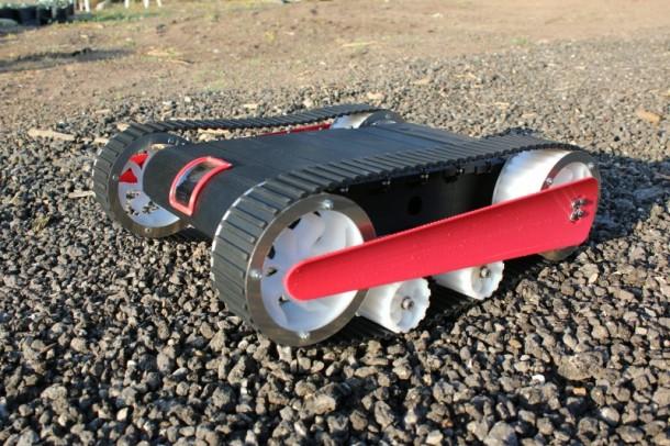 AX-1 Is A Modular Robot