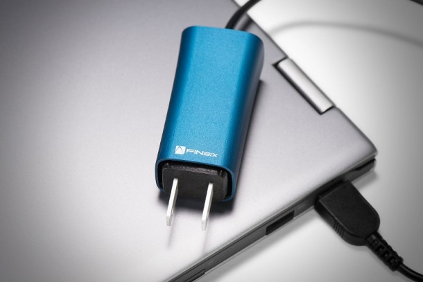 World's Smallest And Lightest Laptop Charger - Dart