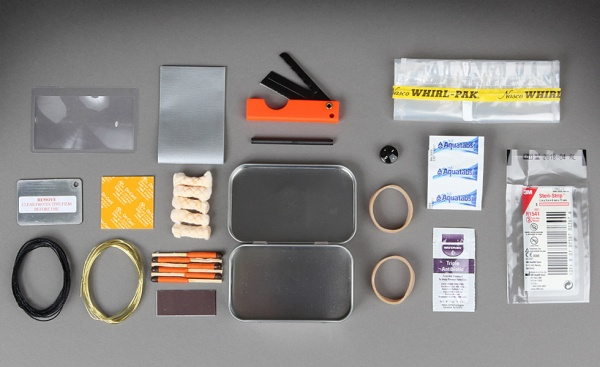 Mini Survival Kit Has Everything You Need