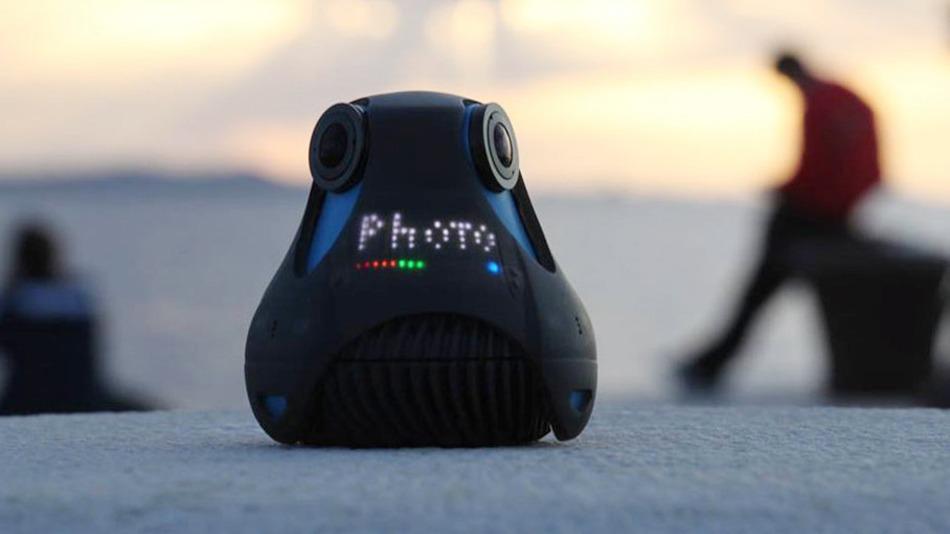Waterproof 360-Degree HD Camera (1)