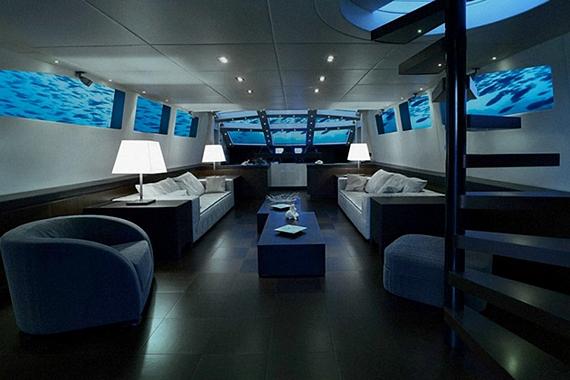 Submarine Hotel