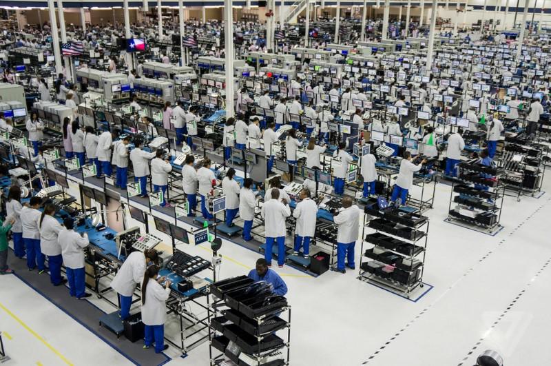 Look Inside Motorola's Moto X Factory