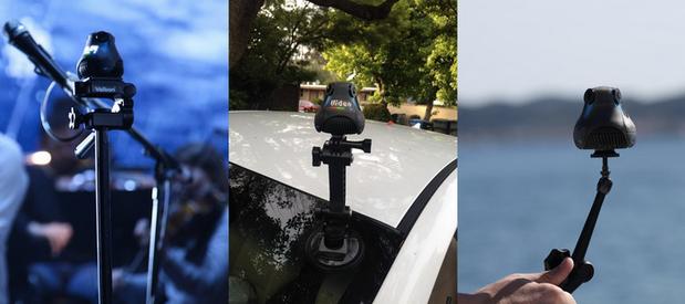 Giroptic 360-Degree Camera