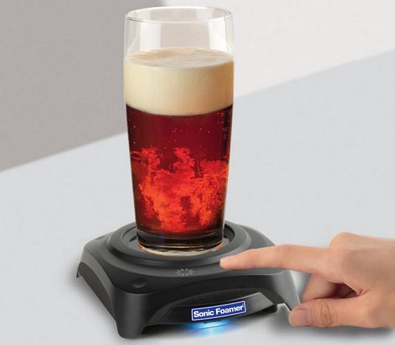 Beer Sonic Foamer